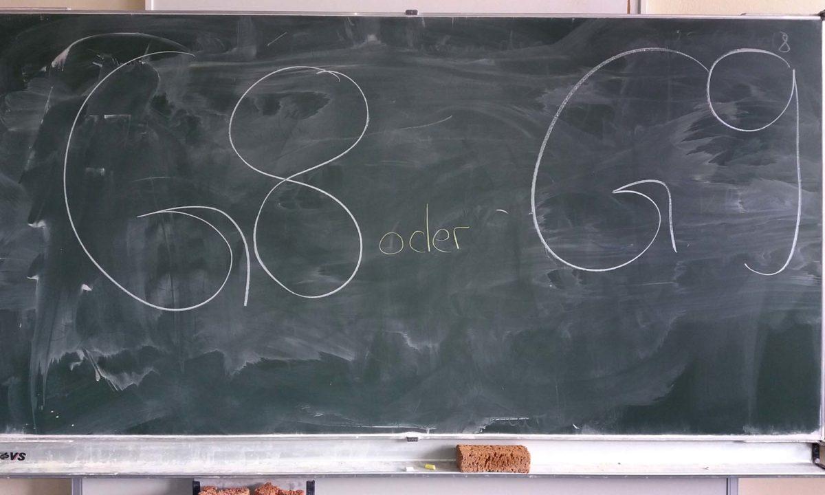 G8 oder G9?